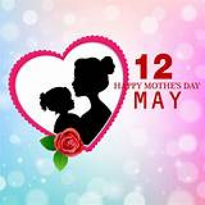 HAPPY MORTHER'S DAY