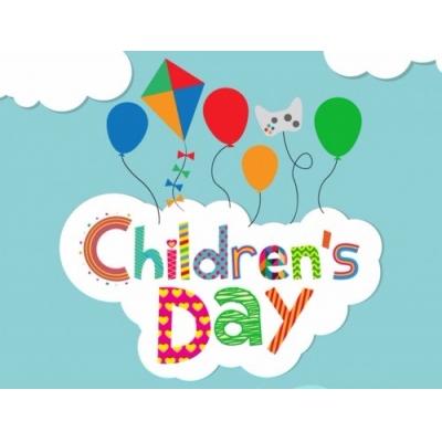 Happy Children's Day(Isun Biotech)